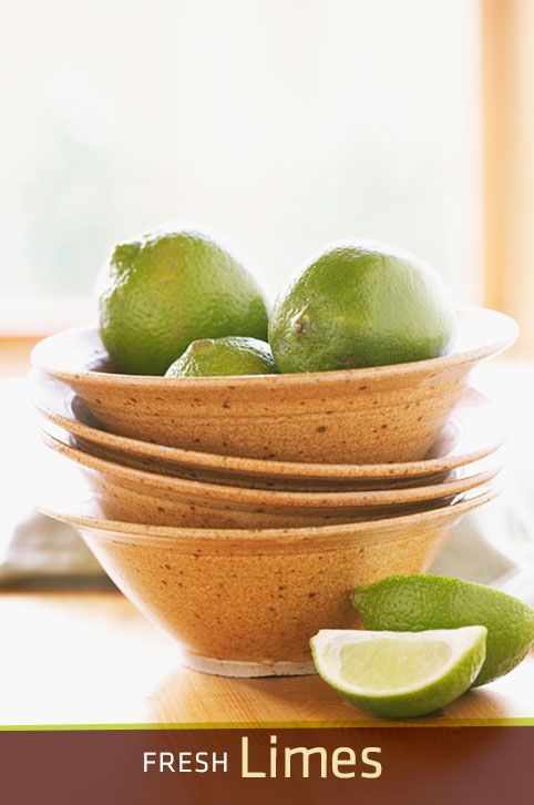 Fresh Limes: One of the Fresh Summer Ingredients at P.F. Chang's #PFCSummer