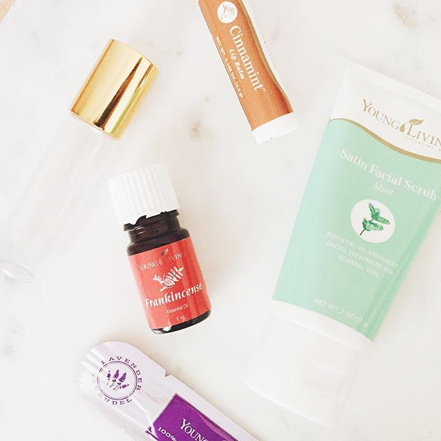 Some favourite face things!!! 😍😍😍 what are your favourite YL products for skin? 💕