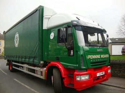 2006 IVECO 180E24 26' High Roof Sleeper Cab, Curtainsider with 1500kg Underslung Tail Lift Diesel in Halifax | Auto Trader Trucks