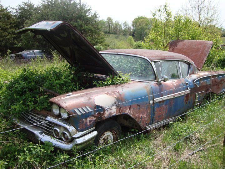 1968 Chevy Impalla Maintenance Restoration Of Old Vintage: 1958 Chevrolet Impala Maintenance/restoration Of Old