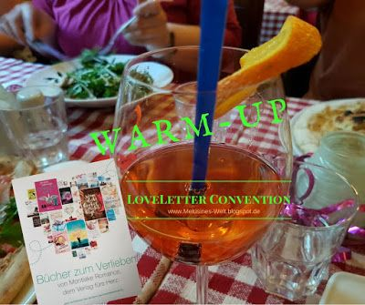 LoveLetter Convention - Warm-up am Freitag oder