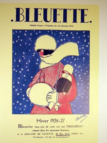 Bleuette Catalog Hiver 1926-27