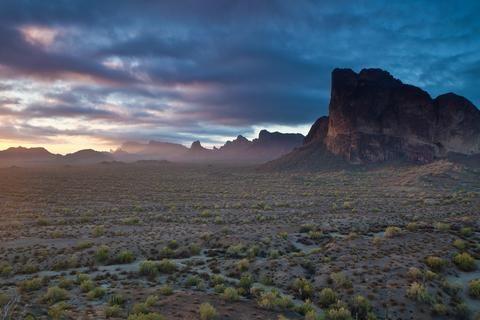 Yuma, Arizona - Eagletail Mountains Wilderness, photo by mypubliclands on Flickr