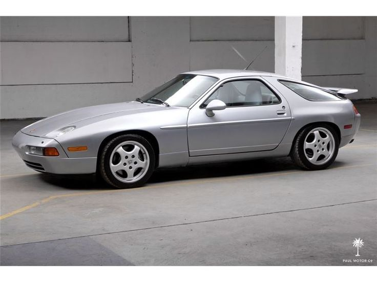 """Car - 1993 Porsche 928 GTS - 1 of 406 Delivered to NA in Montréal, QC  $68,928"""