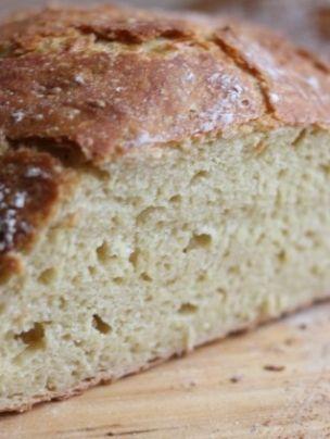 how to make plain flour rise