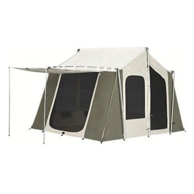 Kodiak Canvas Tent http://camplovers.com/coleman-6-person-instant-cabin-tent-review/