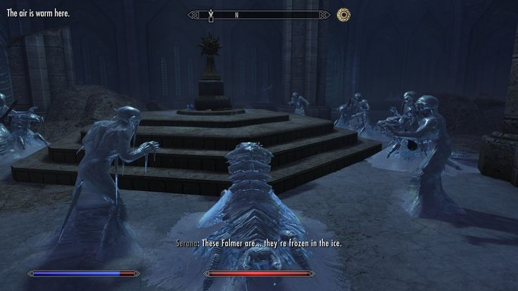 I may have found the masters of Illusion. #games #Skyrim #elderscrolls #BE3 #gaming #videogames #Concours #NGC