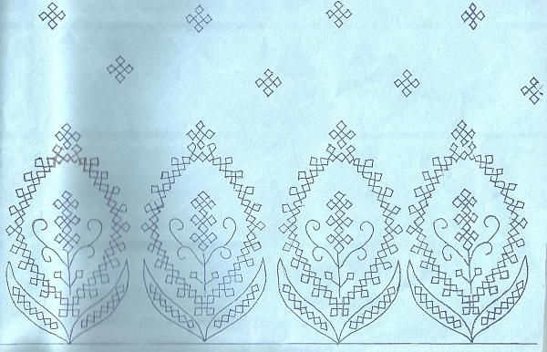 Kutch Embroidery Designs Images
