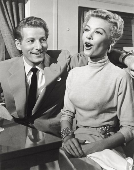 "Vera-Ellen didn't actually sing any of the songs. Actors Vera-Ellen and Danny Kaye in a scene from the movie 'White Christmas'. USA, 1954. When the character Judy Haynes sings, the parts were all recorded by costar Rosemary Clooney or singer Trudy Stevens. The only time Vera's real singing voice is heard is when they disembark the train in Vermont and the quartet sing the opening lines of ""Snow.""21 Things You Didn't Know About ""White Christmas"" - GoodHousekeeping.com"