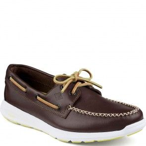 STS12805 Sperry Men's Paul Sperry Sojourn Casual Shoes - Brown