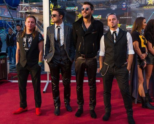 Band: Vunk Designer: Florin Dobre