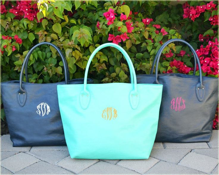 Monogram Totes! BEST DEAL! | $16.99 on Jane.com