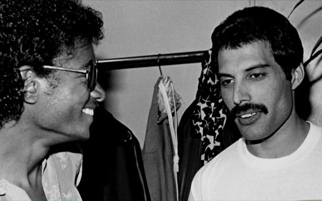 Presto pubblicati inediti dei Queen con Freddie Mercury e duetti con Michael Jackson #freddiemercury #michaeljackson #queen