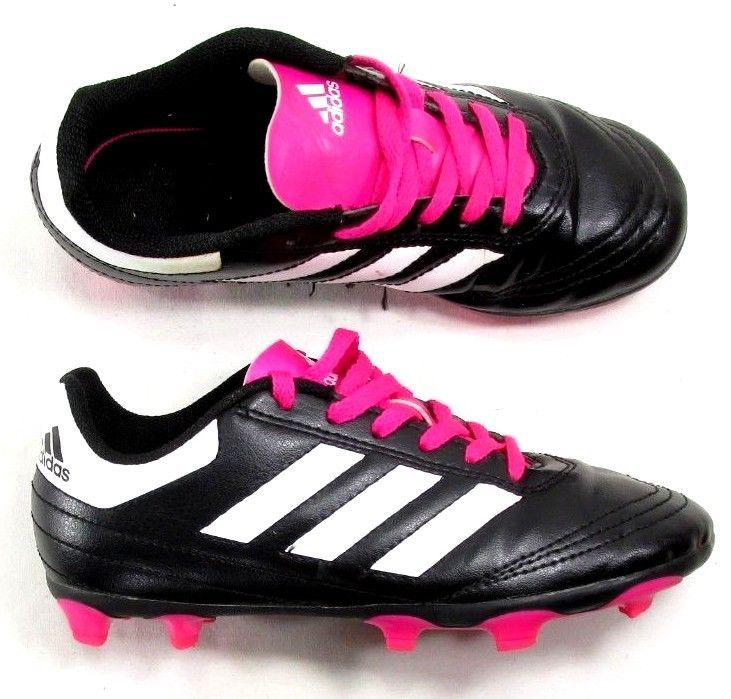 Adidas Youth Shoes Cleats Sz 1.5 Pink