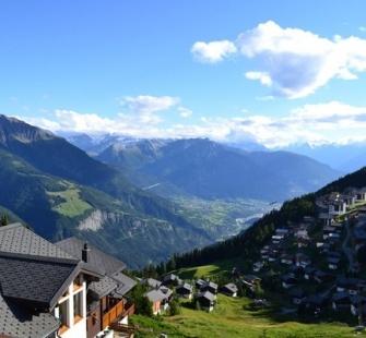 Sonbaharda gözlerden uzakta bir balayı isteyen var mı?  Bettmeralp-İsviçre