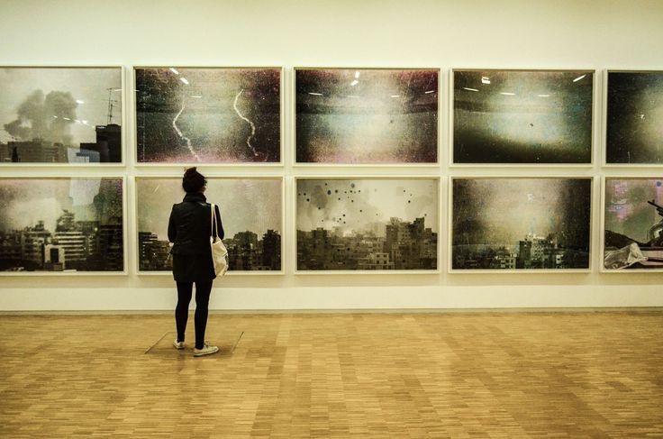 Waalid Raad // Centre Pompidou