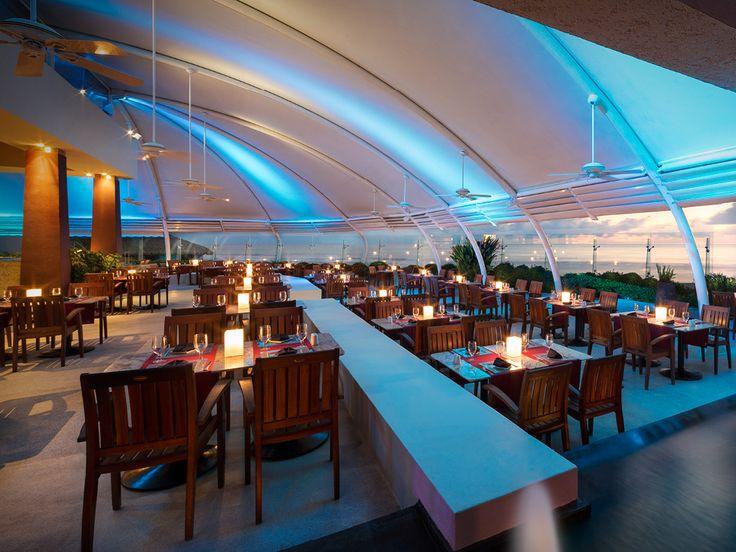Ciao+Restaurant+at+Hard+Rock+Hotel+Vallarta.+