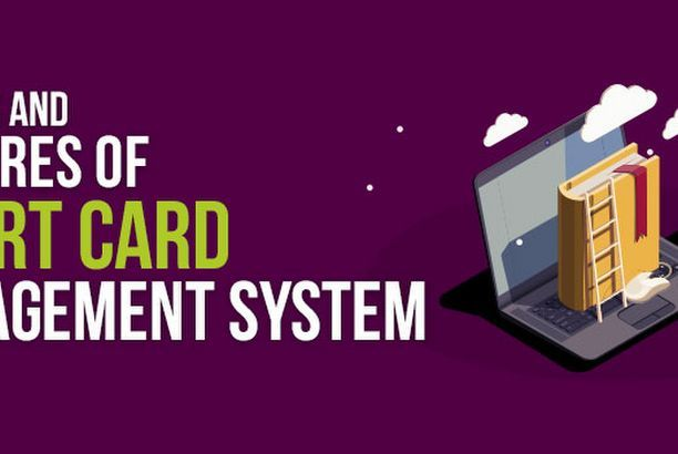School Smart Cards Library Management System Cashless Payment System System Cards Smart