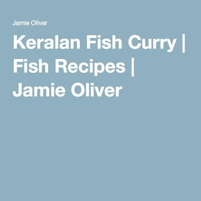 Keralan Fish Curry | Fish Recipes | Jamie Oliver