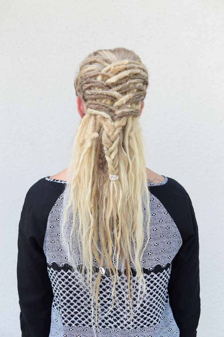 Check out this dreadlock braid that I did for Elin last week. Its amazing how…