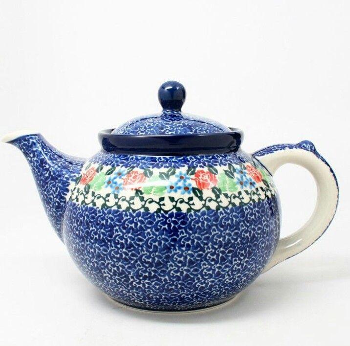 Poland tea pot