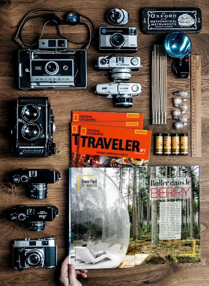 National Geographic Traveler France