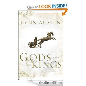 Gods and Kings series by Lynn Austin on sale right now for kindle - 3.99 each!!!