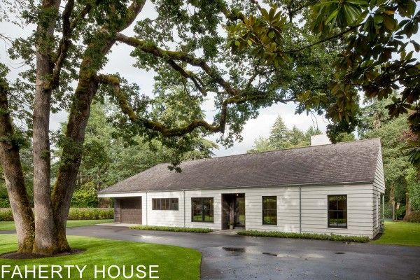 Ben Waechter, Architect.  Portland, Oregon SEE ALL THE  PIX OF RANCH REDO...LOOOOVE