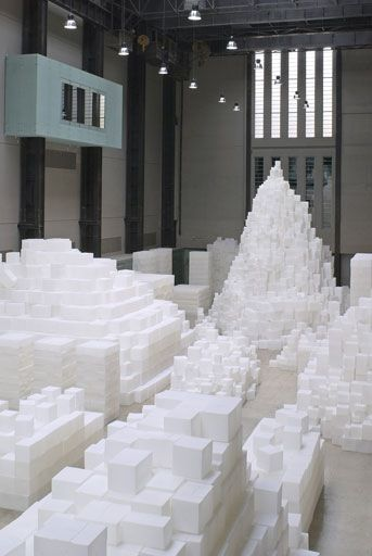 Rachel Whiteread at the Tate
