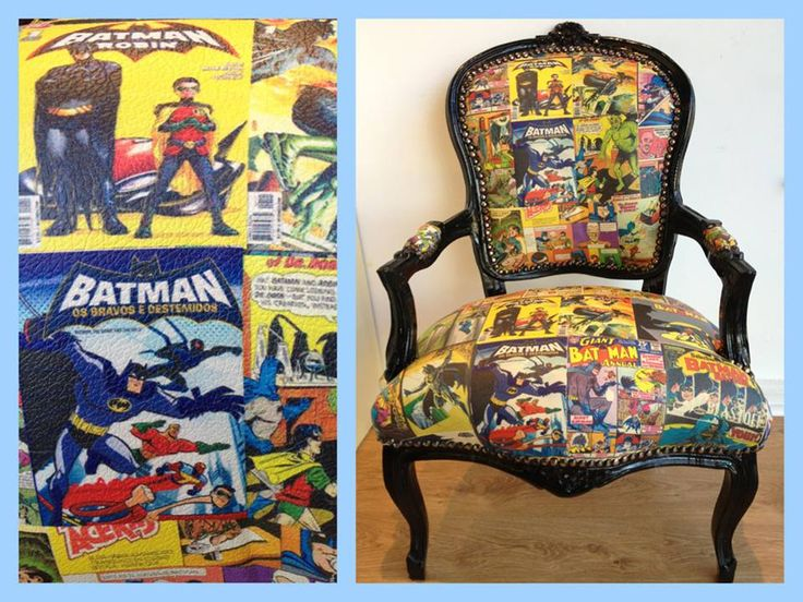 More chair awesomeness. Look pretty cool but probably not the easiest or cheapest to make/buy.