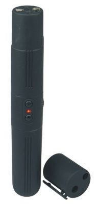 Stun Master 1.2 Million Volt Rechargeable Pen Stun Gun & Flashlight $39.95  www.tobesafeandsound.