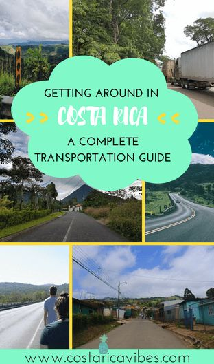 There are tons of transportation option in Costa Rica from driving, to public buses, to shared shuttles, and more.. Find out all about each option and determine the best for you. Plus we have a great discount on transportation just for Costa Rica Vibes readers. #CostaRica #travel #budgettravel