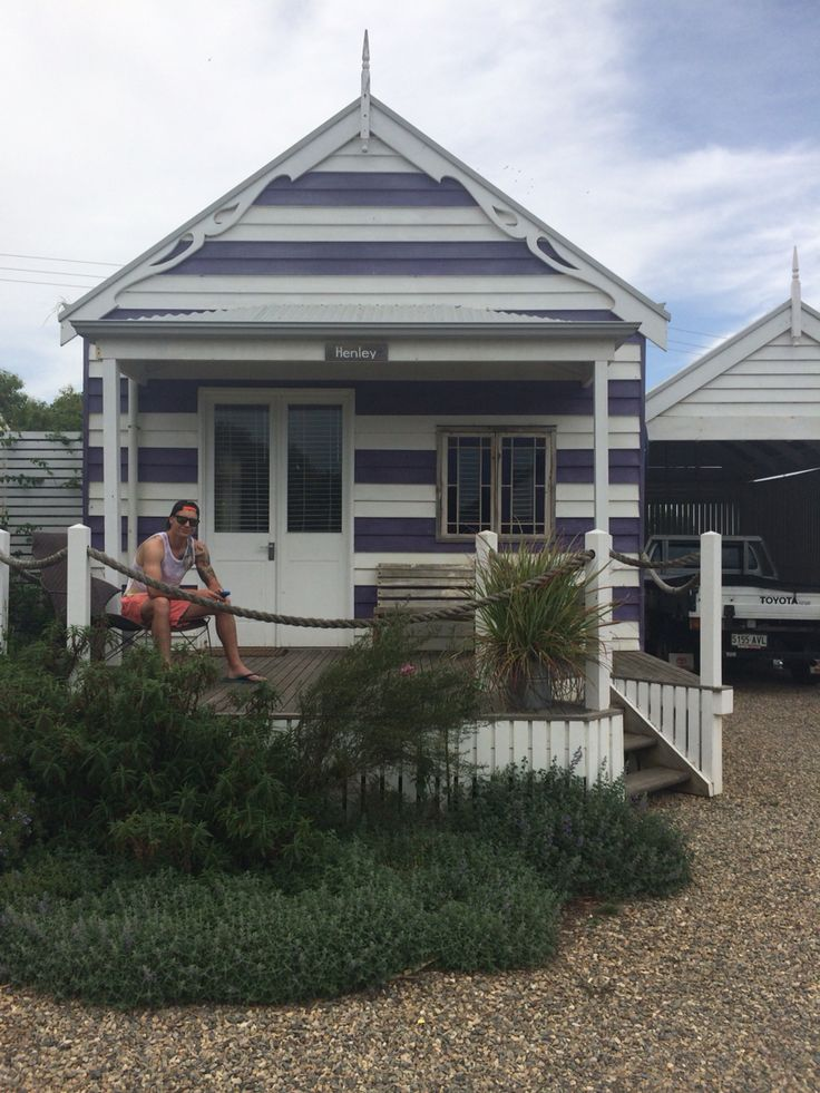 Australia - Middleton Beach Huts