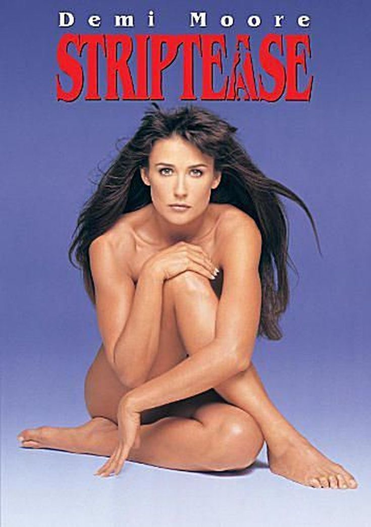 The 10 Most 'Revealing' Movies About Strippers: Striptease (1996)