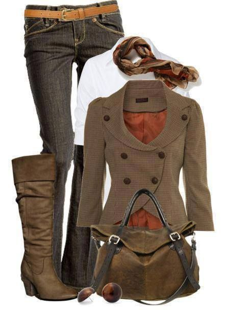 fall outfit, earth tones, cute outfit,brown belt, brown bag, high heel boots