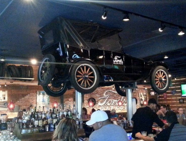 Amazing ford Garage Cape Coral Picture