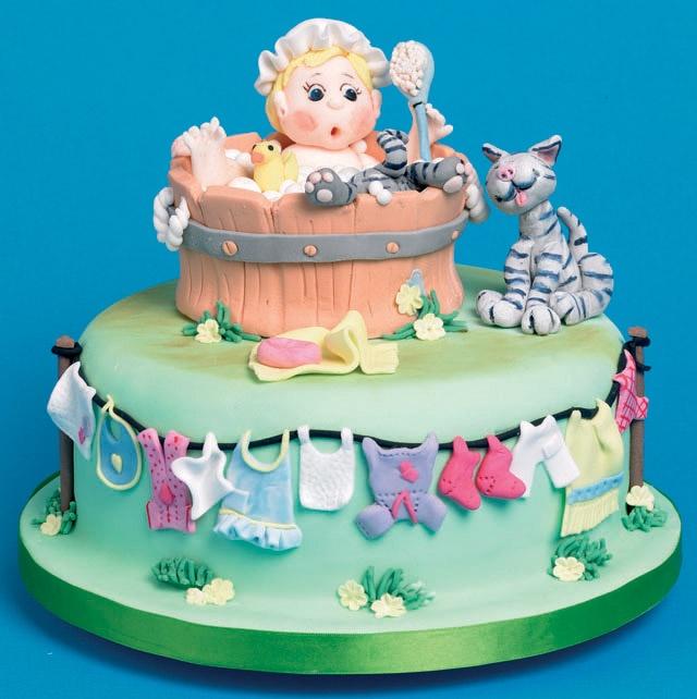 Cake Decorating Dough