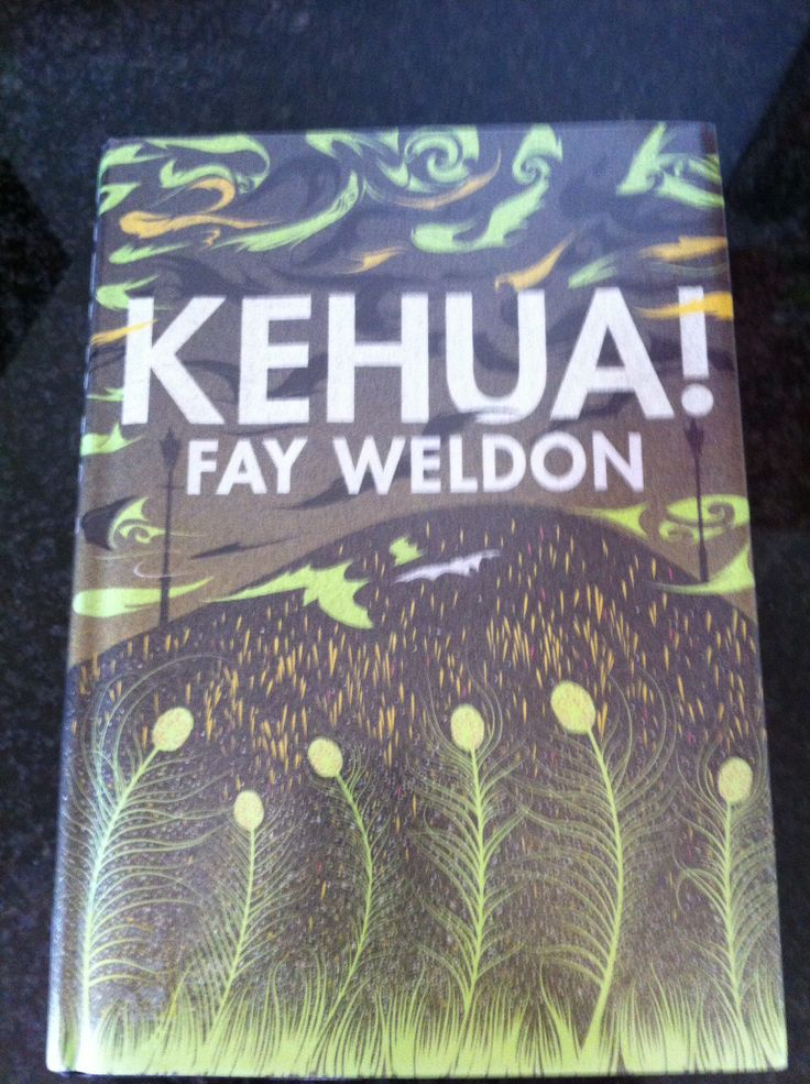 Kehua Metafictional account of the tough predicaments of a family of women from the 1930s to the present day. The kehua (somewhat playful spirits of the dead that hang around trying to influence the living) are used as a metaphor to show how not so subtly the experiences of our forbears filter through to shape our lives. Entertaining in Weldon's usual cool, drop dead style.