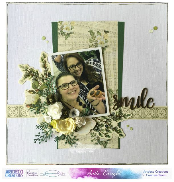 Artdeco Creations Brands: Smile by ANITA ENRIGHT