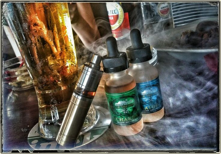 Primero by Crazy Mods Milano Nextgen by Vapeware Mods Way of The Dragon ejuices from Mountain Oak Vapors