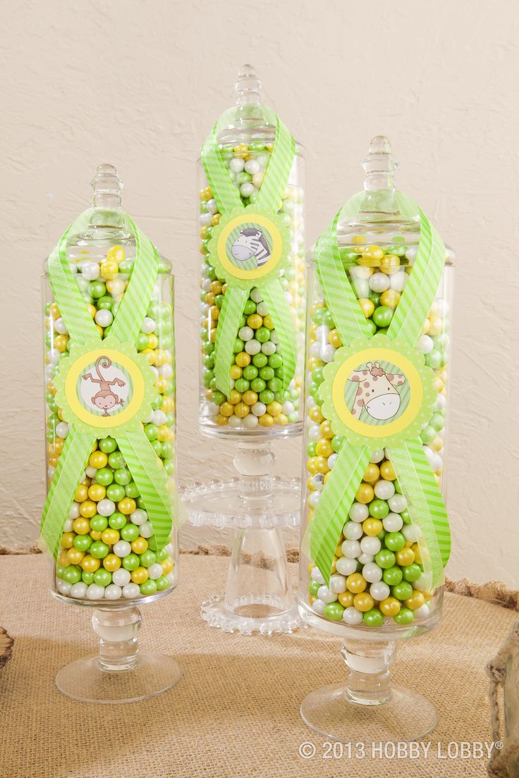 baby shower kind decor shower ideas yellow candy candy crafts forward