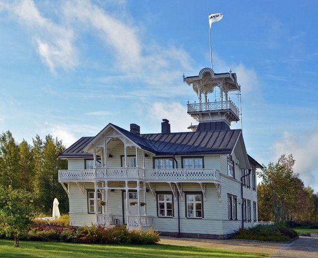 Kahvila Villa Hannala Oulu Photo©Mauri Hietala