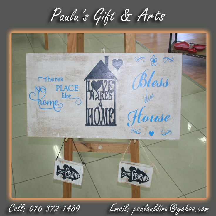 Need new beach house art and decor? Come have a look at the Diaz Convenience Market. Want to see more art: http://tinyurl.com/qgj2lrj Or simply give us a call:  076 372 1489 #Gifts #Art #Crafts