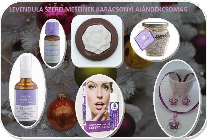 """""""Levendula szerelmeseinek"""" csomag Azoknak a Hölgyeknek, akik imádják a levendula színét, illatát, ízét...:-)+""""levendula-szett"""" kézműves ékszer, nézd meg itt: http://fitotitok.unas.hu/spd/KAAJCSO_06/Levendula-szerelmeseinek-karacsonyi-ajandekcsomag"""