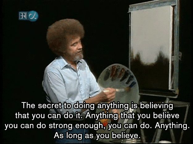 20 Essential Life Lessons From Bob Ross