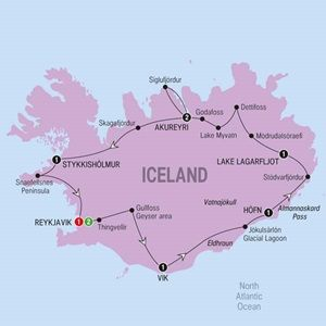 Ultimate Iceland - 2016 - NEW - Australia - Trafalgar Tours