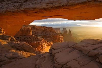 Mesa Arch Sunrise | Mesa, Utah