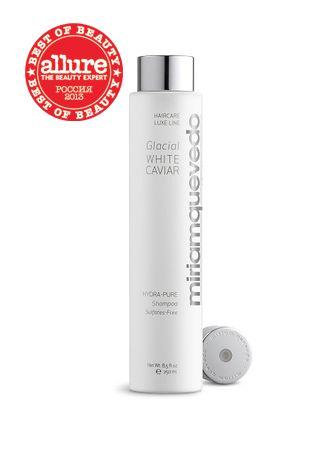 Miriam Quevedo  Glacial White Caviar shampoo