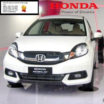 New Honda MOBILIO 1.5 cc dengan kapasitas 7 penumpang men jawab impian anda @ http://www.iklanpagi.com/2-mobil/371-honda-mobilio-ready-stock.html