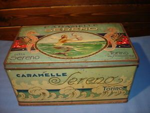 795 best Scatole latta italiane images on Pinterest  Tin cans Tins and Advertising